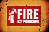 Bauen Ihre eigenen Feuerlöscher von Dingen rund um Ihr Haus