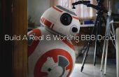 DIY-lebensgroße Telefon gesteuert BB8 Droid