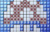 Minesweeper-Pixel-Art Super Mario Mushroom