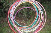 Hula Hoop Reifen, UK Stil