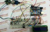 Menschlichen Körpers Infrarot Rauchgastemperatur Alarmsystem mit Arduino