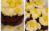 Hackbraten Cupcakes