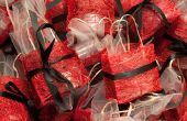 DIY-Hochzeit Bevorzugungen Projekt