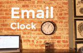 E-Mail-Check-Uhr mit Arduino Yun und wie ungelesene E-Mails als Ganzzahl zurück.