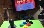Hacking SNES-Pads machen Arcade-Stil Controller für Retropie