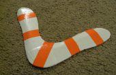 Duct Tape Boomerang