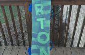Gewusst wie: ein Snowboard Wachs