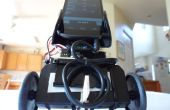 STEMbot1 - einen Roboter, der macht die Programmierung einfach und macht Spaß zu bauen