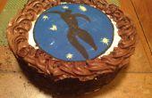 Oreo Eis-Box Kuchen