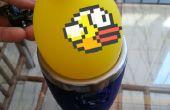 FlappyBird mit einem Ballon zu steuern Verwendung von Arduino Barometersensor für Input