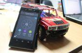 Mein RC-Auto mit Arduino und Android Smart Phone Hacker