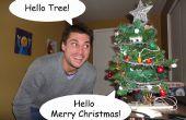 Animatronic Talking Tree - Teil 2 - Spracherkennung