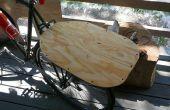 Außerordentlich einfach und leicht Bike rack Flachbett-
