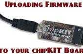 Hochladen von Firmware auf Ihren ChipKIT Boards