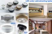 LED Küche unter Schrank Lampen