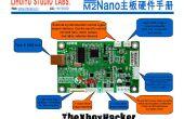 China Laser Aux Trigger Ausgang K40 M2Nano Board