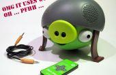Audio Via errichtet In Bluetooth für jedes Lautsprecher-System
