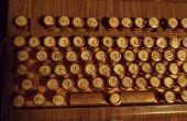 Machen Sie eine Steampunk-Tastatur - Win Kerl Stil!