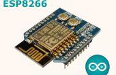 WiFiBee (ESP8266) LED blinken Arduino IDE