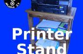 Machen eine Tasche Loch Druckergestell