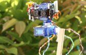 Binokulare Roboter den Kopf einer Stereoskop Kamera