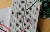 Morse-Code mit Raspberry Pi und LED!