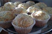Mohn-Samen Muffins