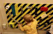 Board für Kleinkinder beschäftigt