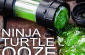 Wie erstelle ich Schleim (Ninja Turtle Schleim)