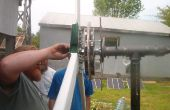 DIY 1000 Watt Windturbine
