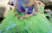 Keine Meerjungfrau Kostüm DIY Nähen