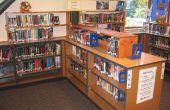 Regal-Topper für weitere Bücher mehr schön in der Bibliothek