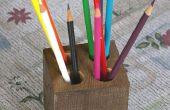 Wiederverwendung verweigern: Bleistift-Halter