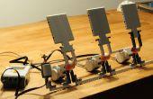 Schießstand von Lego Mindstorm NXT gemacht