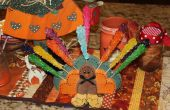 Thanksgiving Rock Candy Türkei