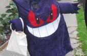 Gengar Pokemon Kostüm