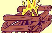 Gewusst wie: starten Sie ein Feuer mit einem Magnesium Feuerstein