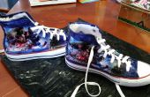 DIY-Marvel Schuhe