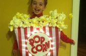 Popcorn-Kostüm