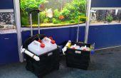 Projekt: Aquarius, das Gerät einfach Aquarium Wasser wechseln
