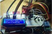 Temperatur Erkennung Heizungssteuerung mit Arduino Mega2560