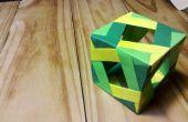 Wie erstelle ich eine modulare Origami-Schachtel