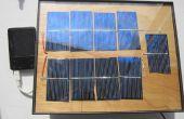 Einfache, billige MP3-Player-Solar-Ladegerät