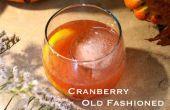 Cranberry altmodische