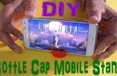 DIY-Mobile stehen mit Kronkorken (Life Hack)