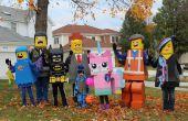 Die Lego Lego Film Kostüme