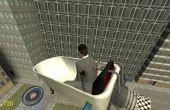 Gewusst wie: eine fliegende Badewanne In Gmod bauen