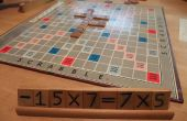 Scrabble - Spiel Nummer (aka: Mathe Scrabble)