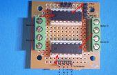 Wie man einen L293D Motor Board Controller für Arduino zu bauen