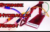 Spritze hydraulische Roboter - DIY